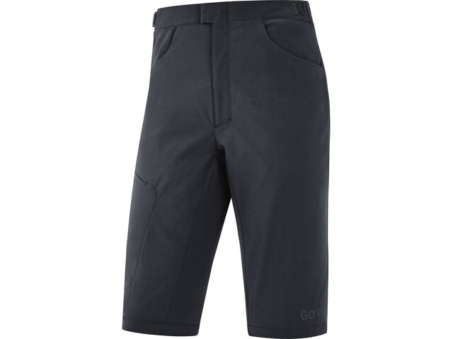 GORE WEAR Storm Shorts Men, negro